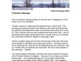 January 2015 update